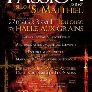 2011_Passion_halle aux grains