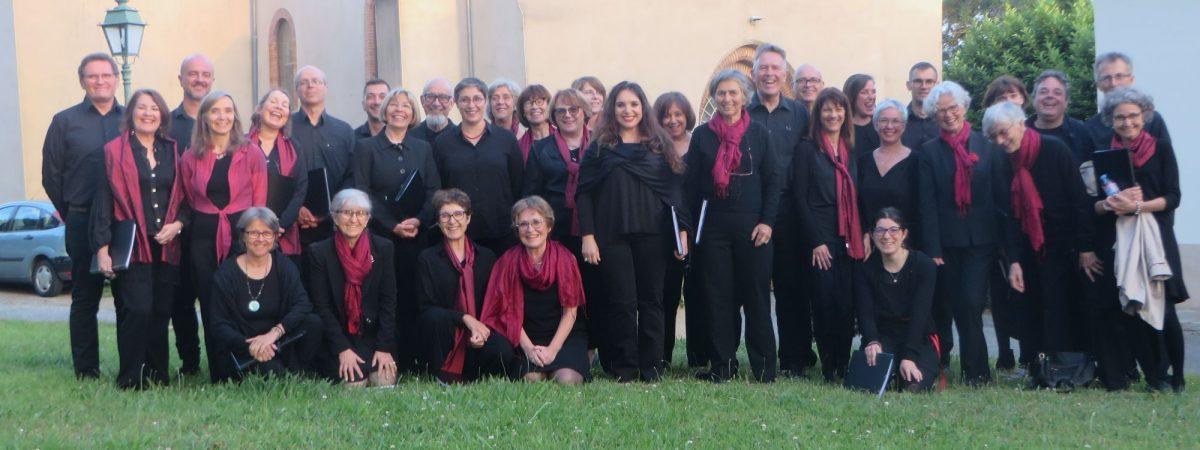 Ensemble vocal / Chorale à Toulouse et Mérenvielle
