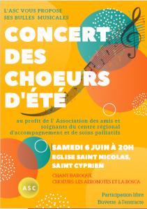 Concert à l'Eglise St Nicolas